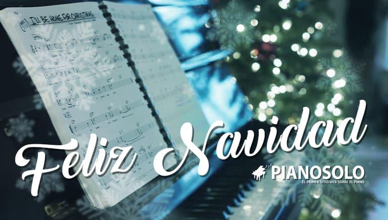 Pianosolo Te Desea Feliz Navidad Pianosolo Partituras Gratis Para Piano Lecciones Para Aprender A Tocar El Piano